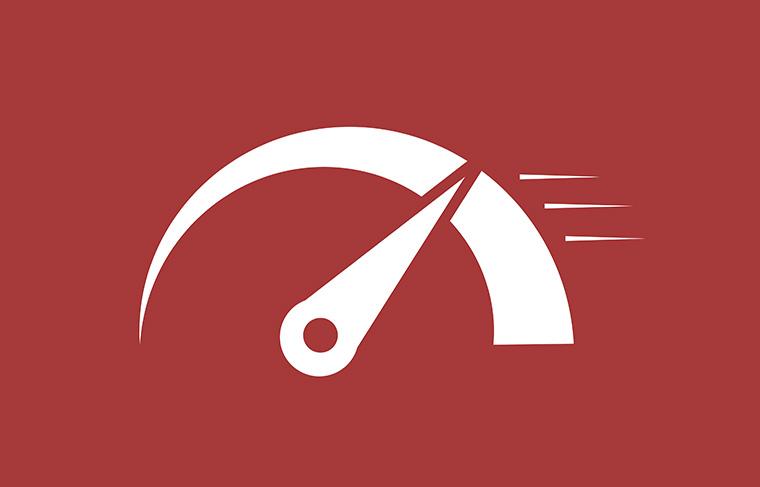 ダウンロードスピードのイメージ