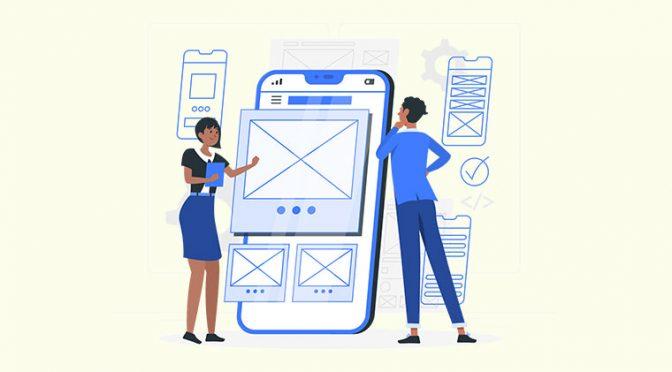 スマートフォンサイトの構築概念