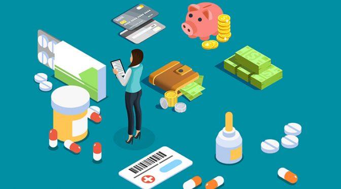 お金と医療のイメージ